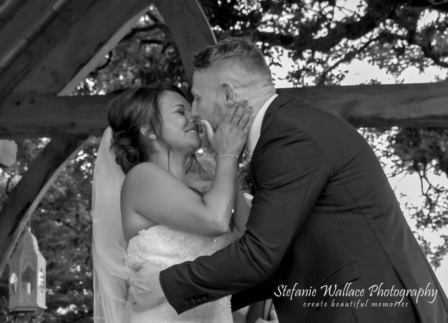 2017 Wedding Couple 50 Stefanie Wallace Photography