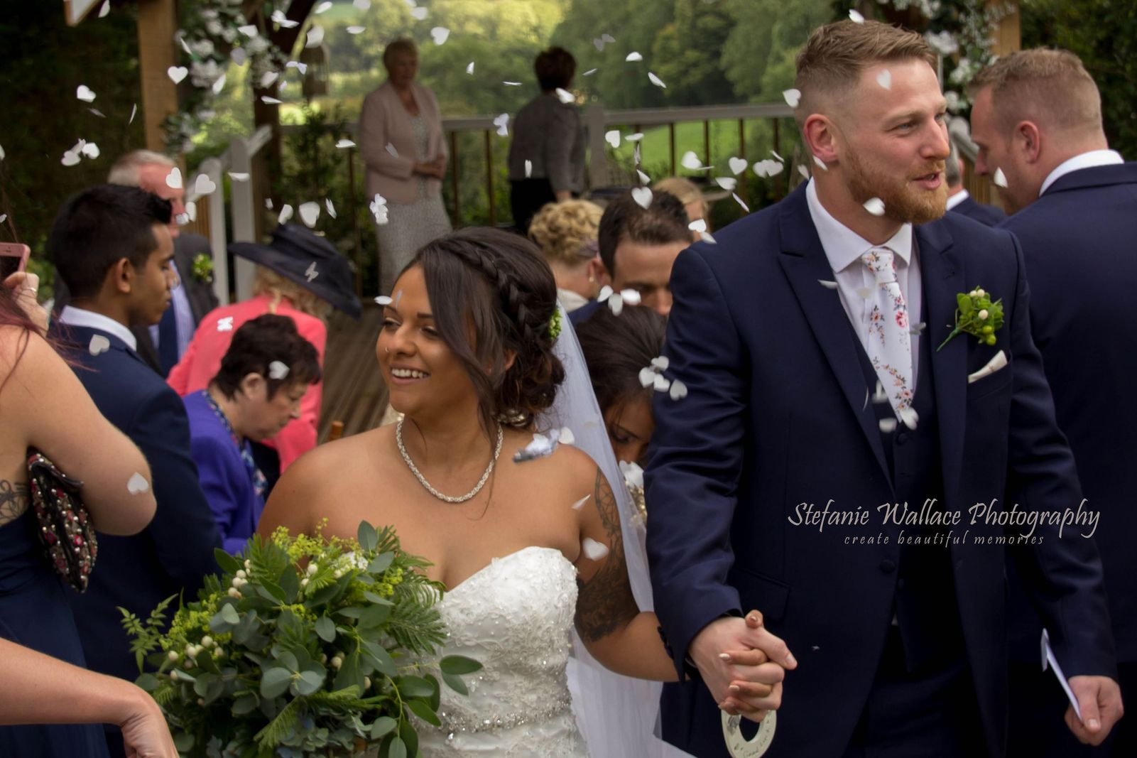 2017 Wedding Couple 53 Stefanie Wallace Photography