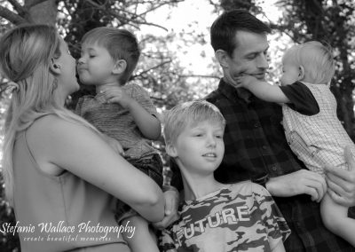 North Devon Photographer Family Outdoors Siblings Parents Happy Summer Sunshine Stefanie Wallace Photography Chivenor