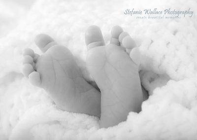 2018 Newborn Baby 01 Stefanie Wallace Photography
