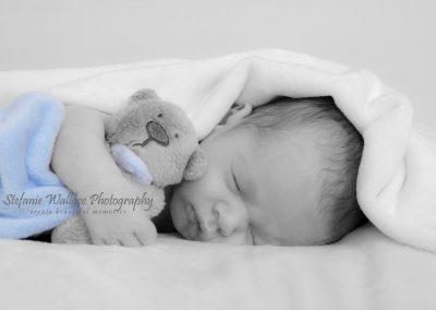 2018 Newborn Baby 15 Stefanie Wallace Photography