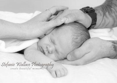 2018 Newborn Baby 17 Stefanie Wallace Photography