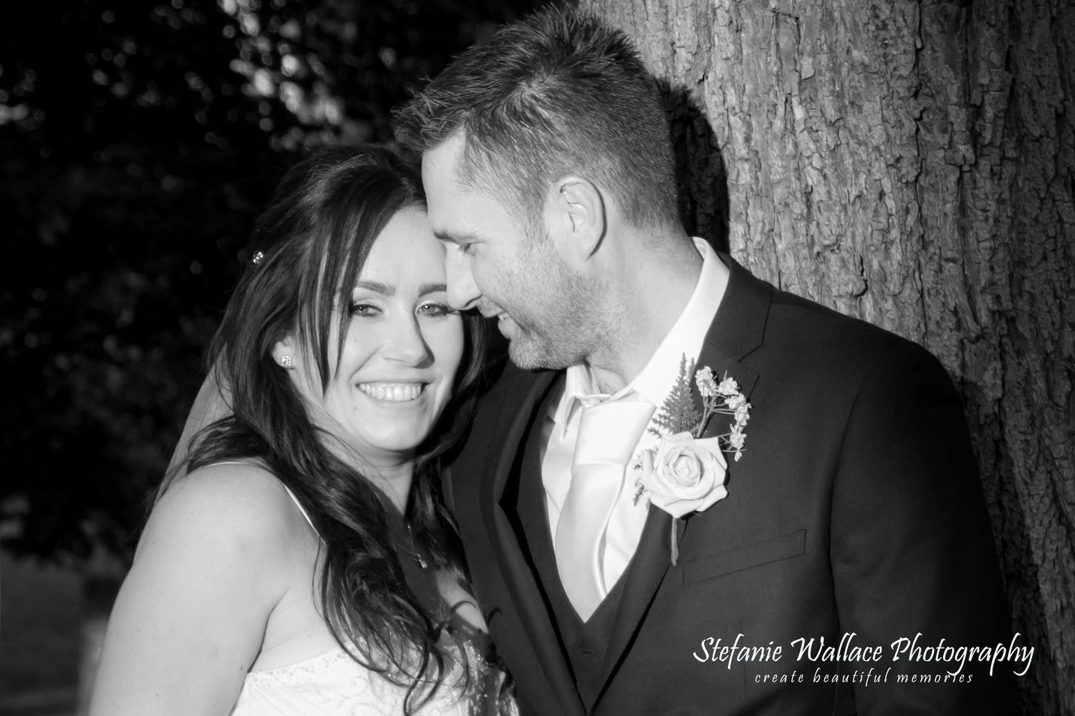 2018 Wedding Couple 15 Stefanie Wallace Photography
