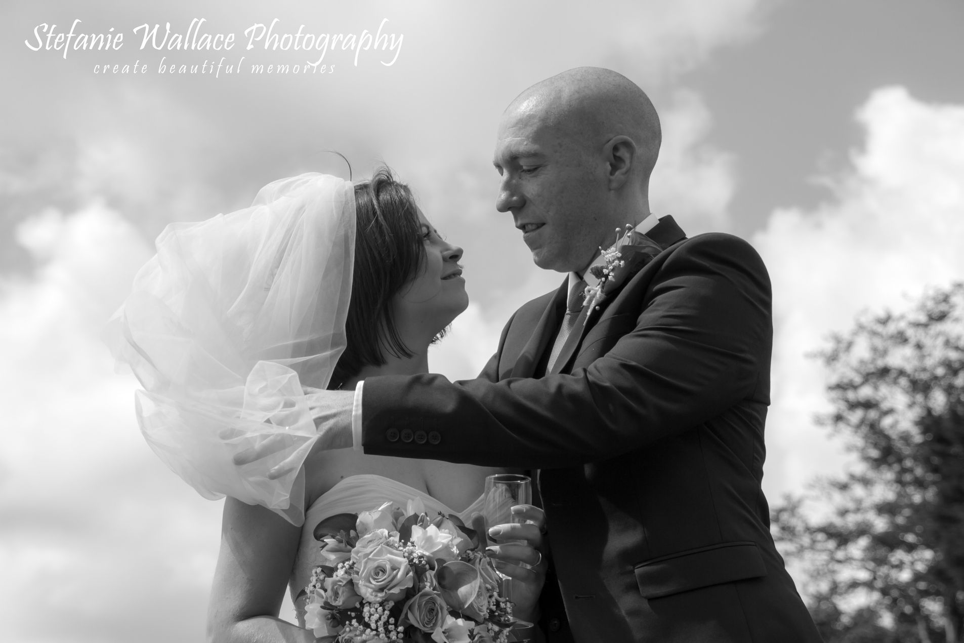 2018 Wedding Couple 22 Stefanie Wallace Photography