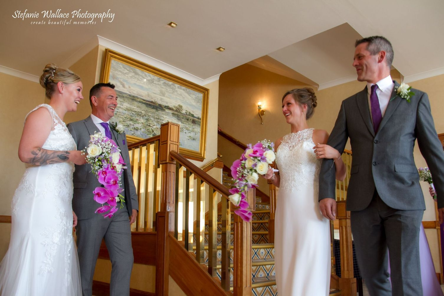 2018 Wedding Couple 40 Stefanie Wallace Photography