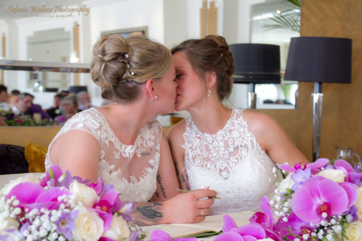 2018 Wedding Couple 42 Stefanie Wallace Photography
