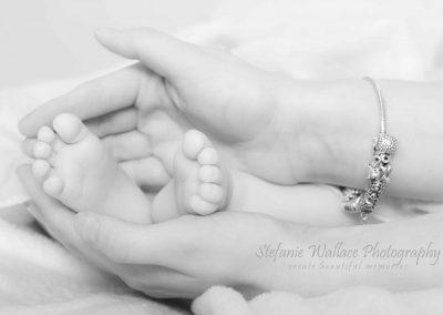 2019 Newborn Baby Stefanie Wallace Photography (14)
